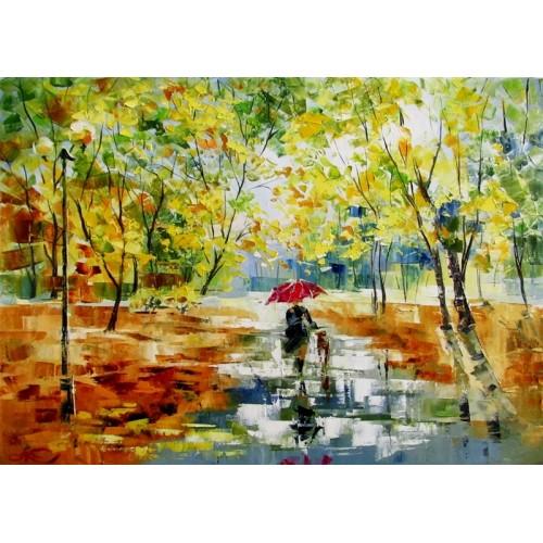 Солнечный дождь