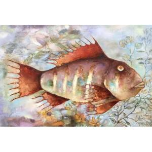 Задумчивая рыба