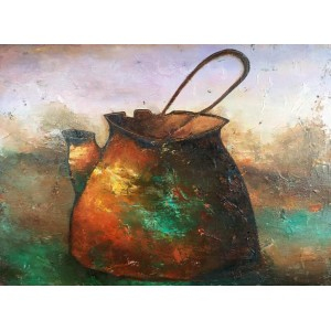 Портрет чайника