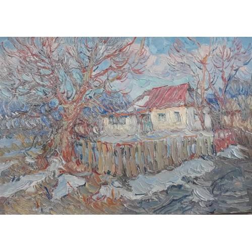 Село Романовка
