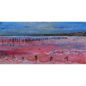 Соляное озеро. Геническ