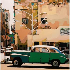 Кубинский пейзаж