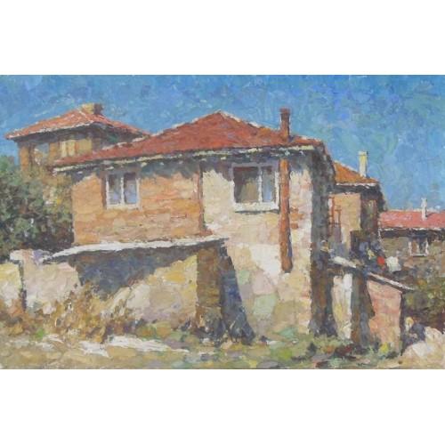 Домик в Созополе