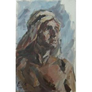 Портрет, образ бедуина