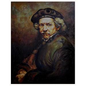 Рембрандт Автопортрет, 1659 копия