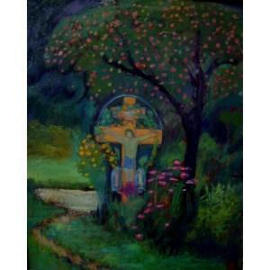 Яблуня і Хрест