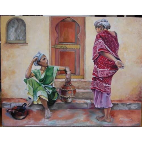 Марокканский полдень