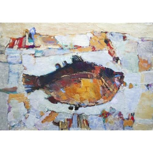 Мистическая рыба Виш