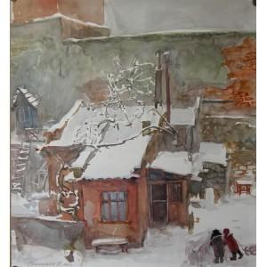 Дворик, Одесса