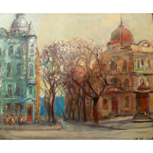 Софиевская, Одесса