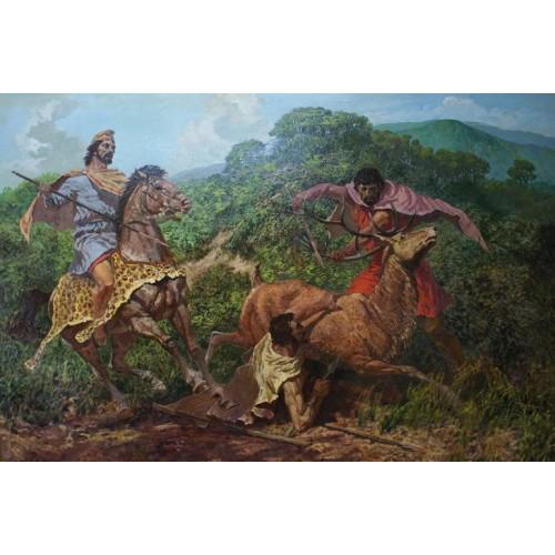 Охота в античные времена