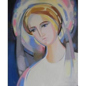 Портрет в белом