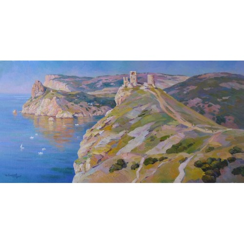 Балаклава. Генуэзская крепость