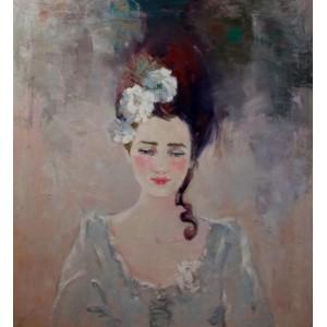 Портрет в стиле барокко