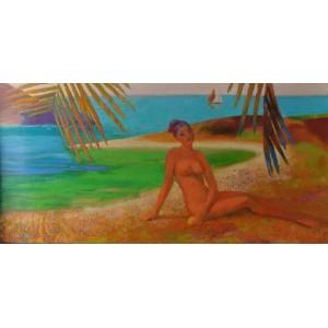 Солнечный пляжик