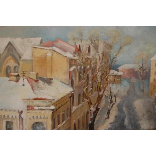 Киевский пейзаж