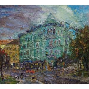 Київ Львовська пл