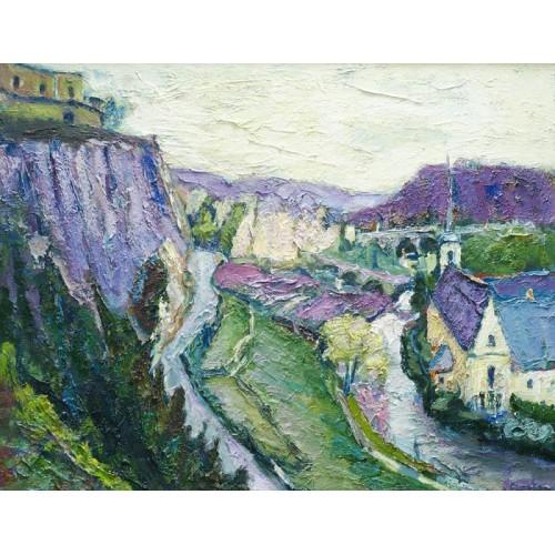 Пагорби Люксембургу