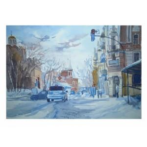 Улица Владимирская, Киев