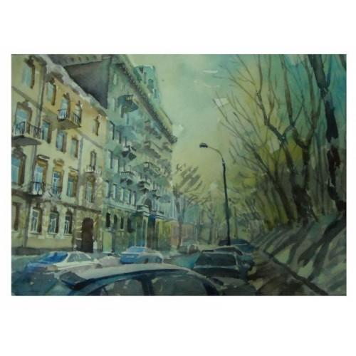 Улица Терещенковская, Киев