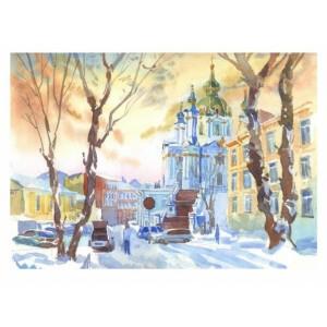 Андреевский спуск. Киев