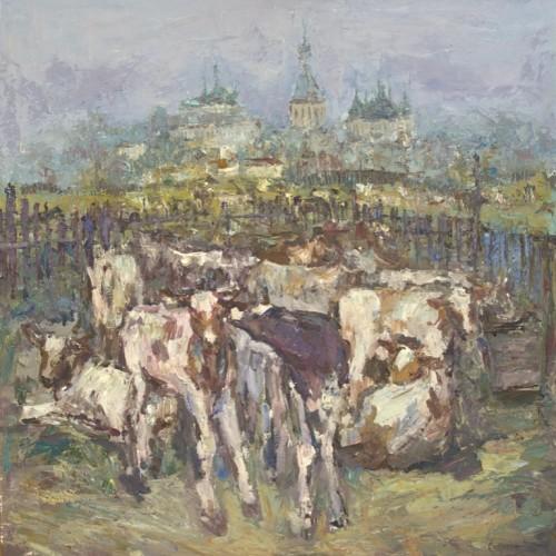 Монастырская ферма