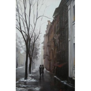 Два еврея на улице