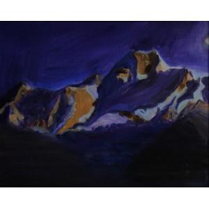 Луна Махеши (Гималаи)
