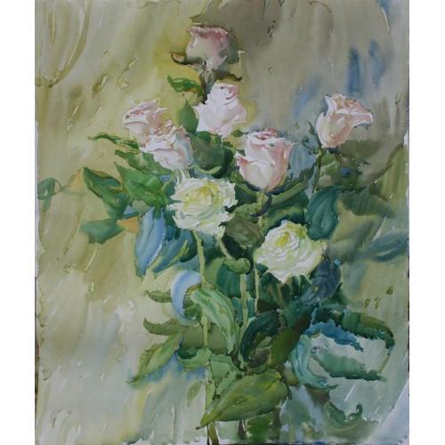 Только розы