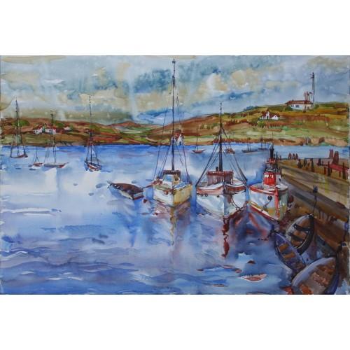 Ирландия лодки