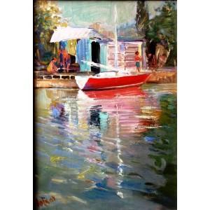 Красная Яхта