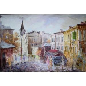 Виды Киева. Андреевский