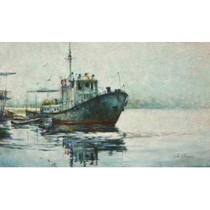 Днепровская заводь