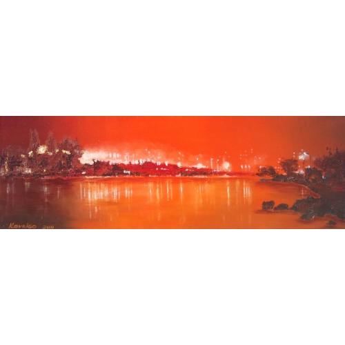 Огни города