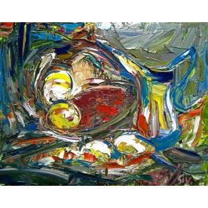 Абстрактный натюрморт