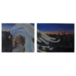 Ангелы тоже плачут, диптих
