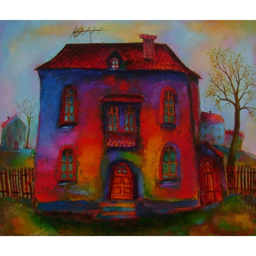 Фиолетовый Дом