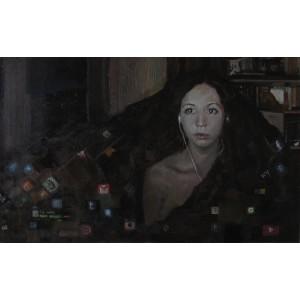Портрет человека в интернете