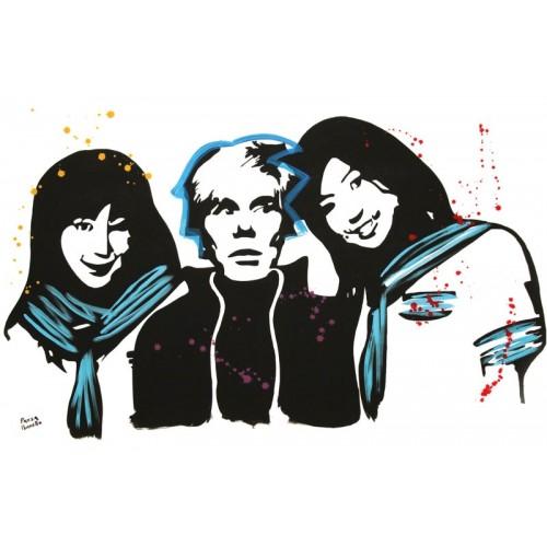 Энди и японские школьницы