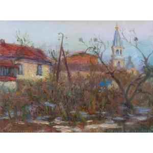 Весняний Житомир
