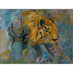 Крадущийся тигр