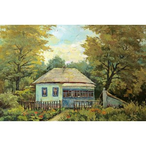 Старый дом в Борисполе