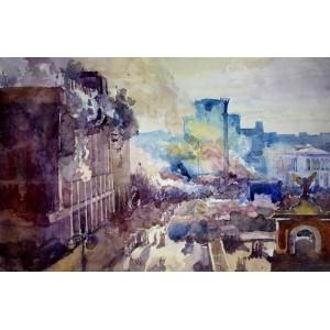 Евромайдан, Революция