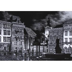 Площадь Рынок. Львов
