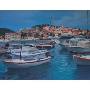 Хорватия,  остров Хвар 1