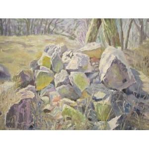 Каміння оживає- Березень