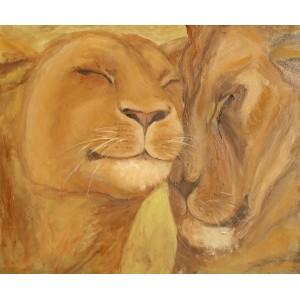 Львиные ласки