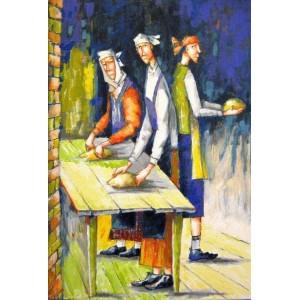 Деревенская пекарня