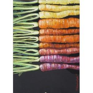Кольорова морква