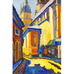 Краківські вулиці